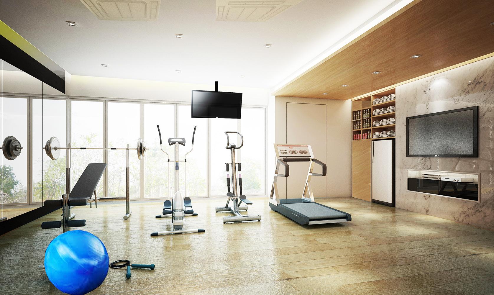 9-ห้องออกกำลังกาย